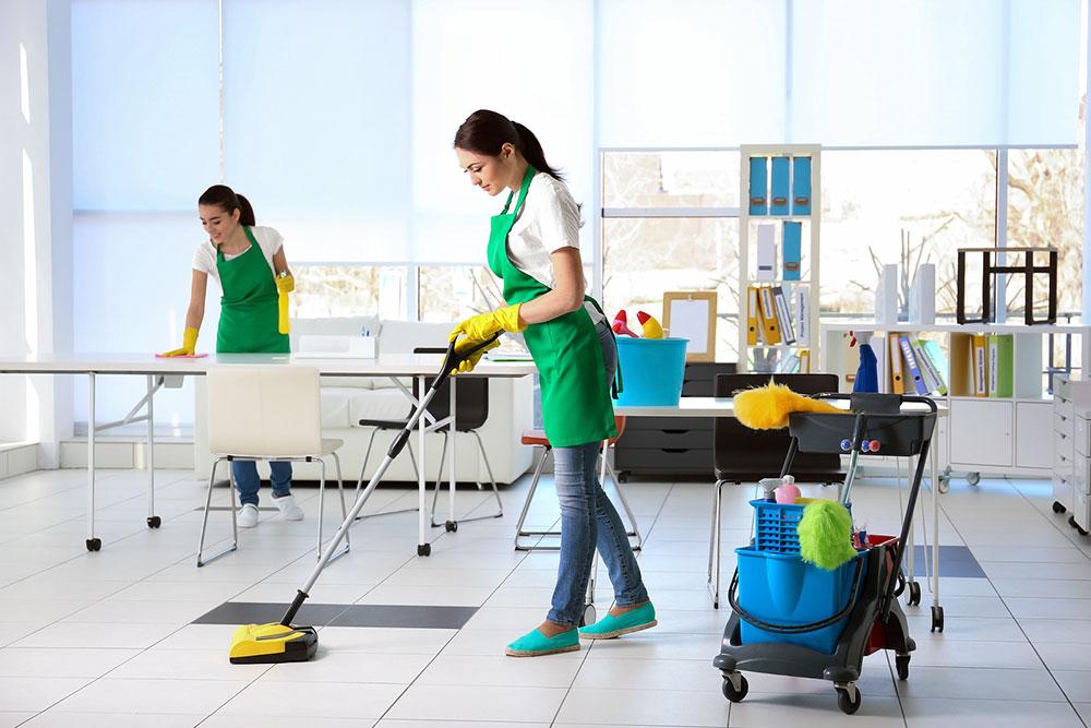 καθαρισμός επαγγελματικών χώρων